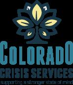 Colorado Crisis Services logo