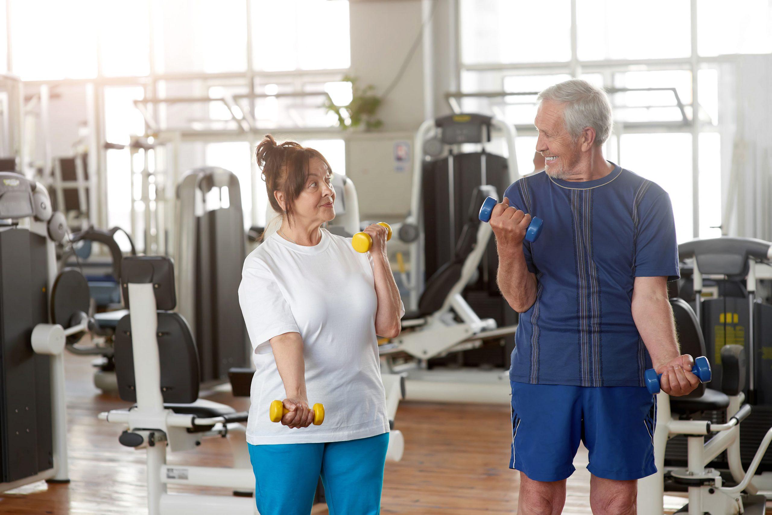 Encouraging wellness in older adults